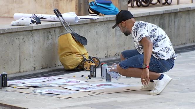 El+grafiter+SOMA+exposa+a+una+galeria+de+Palma