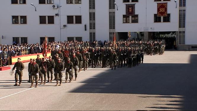 La+Infanteria+celebra+la+seva+patrona