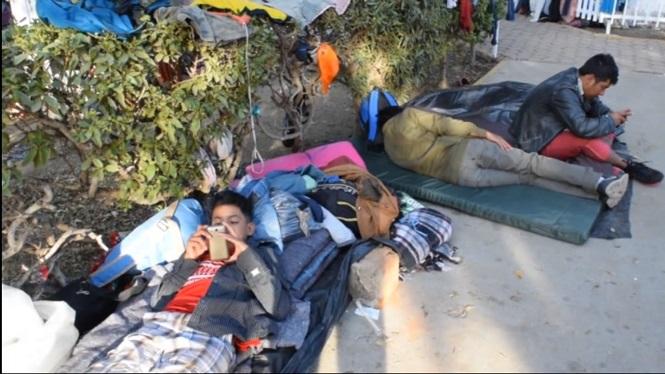 Una+nova+caravana+de+migrants+parteix+del+Salvador