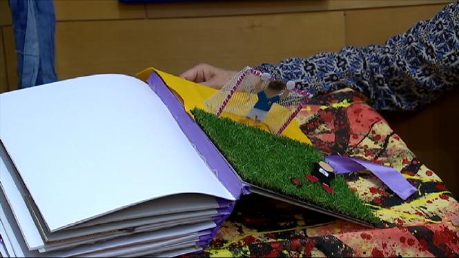 La+ONCE+celebra+Sant+Jordi+amb+un+llibre+inclusiu+de+relats