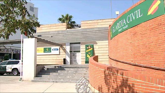 Nova+oficina+de+la+Gu%C3%A0rdia+Civil+davant+Punta+Balena
