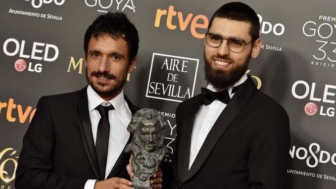 Carles+Bover+s%27emporta+el+Goya+al+millor+curt+documental+per+%27Gaza%27