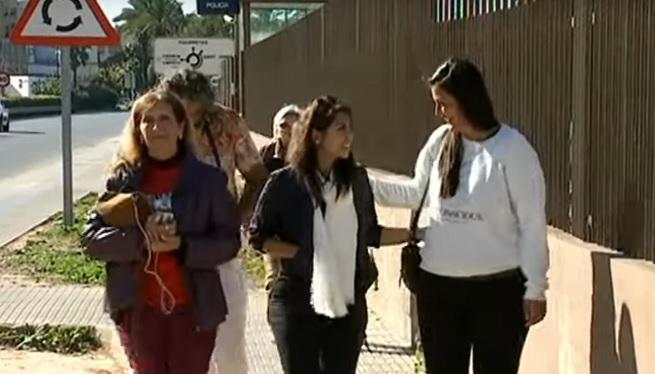 La+dona+iraniana+refugiada+a+Eivissa+demana+asil+pol%C3%ADtic+a+la+Comissaria