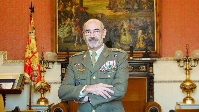 Fernando+Garc%C3%ADa+Bl%C3%A1zquez%2C+nou+comandant+general+de+Balears