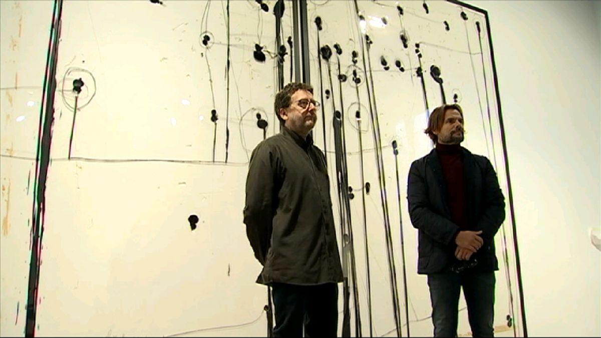Jordi+Alcaraz+mostra+%26%238216%3BMecanisme+d%27un+rellotge+de+sol%27+a+la+galeria+Pelaires