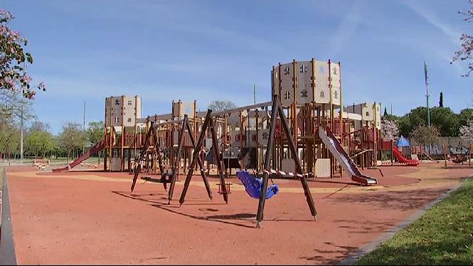 Els+quatre+grans+parcs+de+Palma%2C+oberts+per+passejar-hi+amb+els+nins+o+fer-hi+esport
