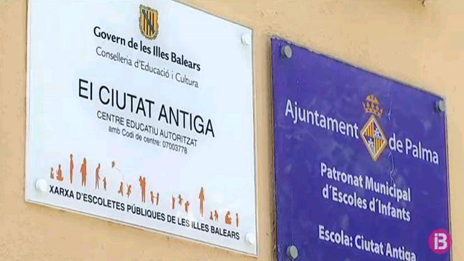Sis+escoletes+municipals+de+Palma+tendran+nova+climatitzaci%C3%B3