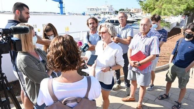 Deu+entitats+de+Mallorca+demanen+la+paralitzaci%C3%B3+del+Pla+de+Ports+de+Balears