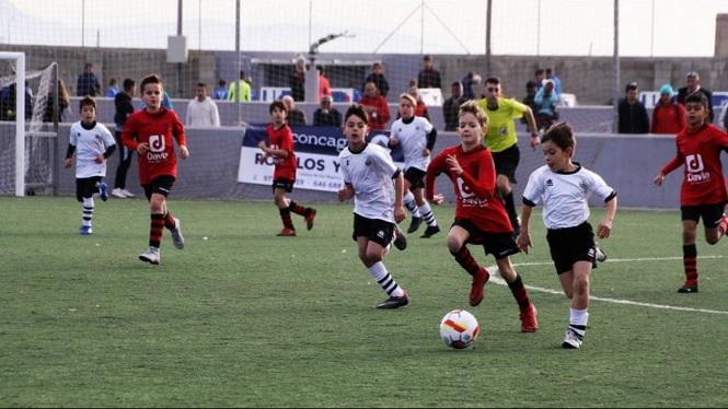 La+Palma+Soccer+Cup+a+IB3+Televisi%C3%B3