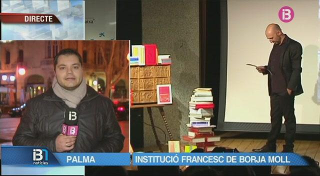S%27ha+presentat+la+Instituci%C3%B3+Francesc+de+Borja+Moll+a+Palma