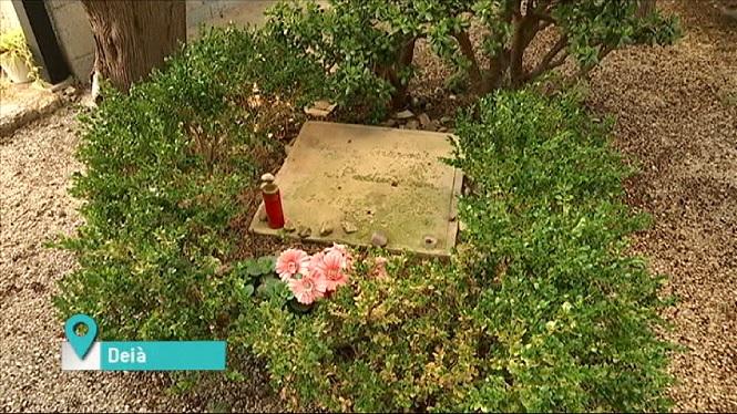 Prohibeixen+les+flors+artificials+al+cementeri+de+Dei%C3%A0