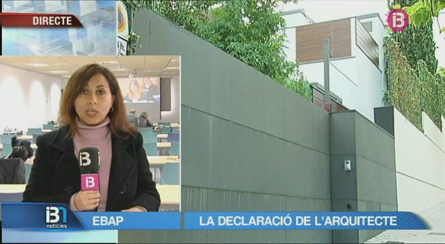 L%27arquitecte+que+va+reformar+el+xalet+de+Pedralbes+ha+declarat+que+Miguel+Tejeiro+li+va+indicar+la+part+que+havia+de+facturar+a+Aizoon