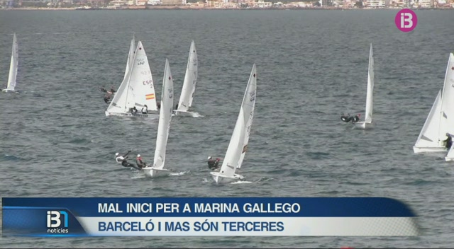Mal+inici+de+la+regatista+balear+Marina+Gallego+a+l%27Europeu+de+470