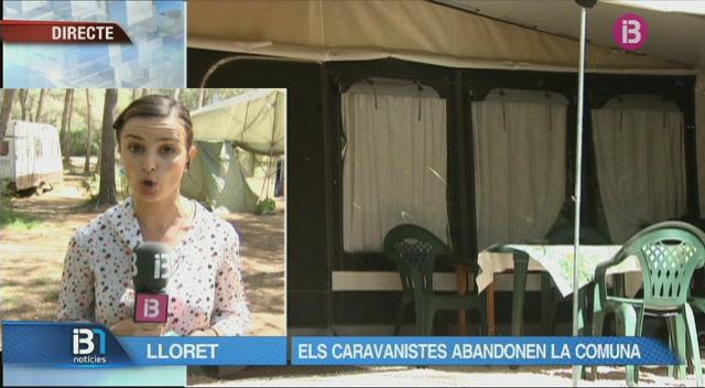 La+brigada+municipal+de+Lloret+comen%C3%A7a+a+retirar+els+residus+de+la+Comuna