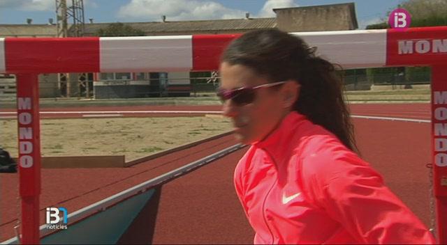 L%27atleta+Caridad+Jerez+es+prepara+per+afrontar+els+Jocs+de+Rio