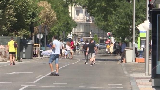 Madrid+ha+convertit+en+zona+de+vianants+alguns+carrers+els+caps+de+setmana