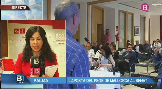 El+Partit+Socialista+ha+tancat+avui+els+noms+dels+candidats+al+Senat+per+Mallorca