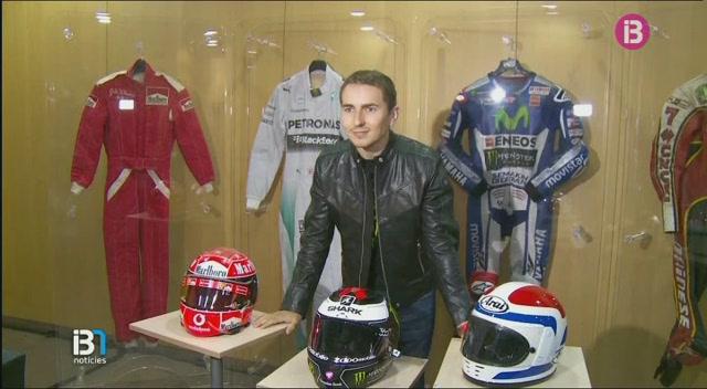 Jorge+Lorenzo+obre+les+portes+del+seu+museu+a+Andorra