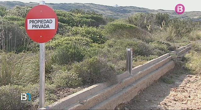 Un+estudi+jur%C3%ADdic+del+Consell+de+Menorca+conclou+que+el+cam%C3%AD+de+Binigaus+as+Migjorn+Gran+%C3%A9s+p%C3%BAblic