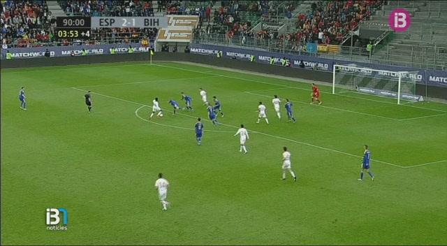 Marco+Asensio+ha+debutat+amb+la+selecci%C3%B3+espanyola+absoluta+en+un+partit+amist%C3%B3s+contra+B%C3%B2snia