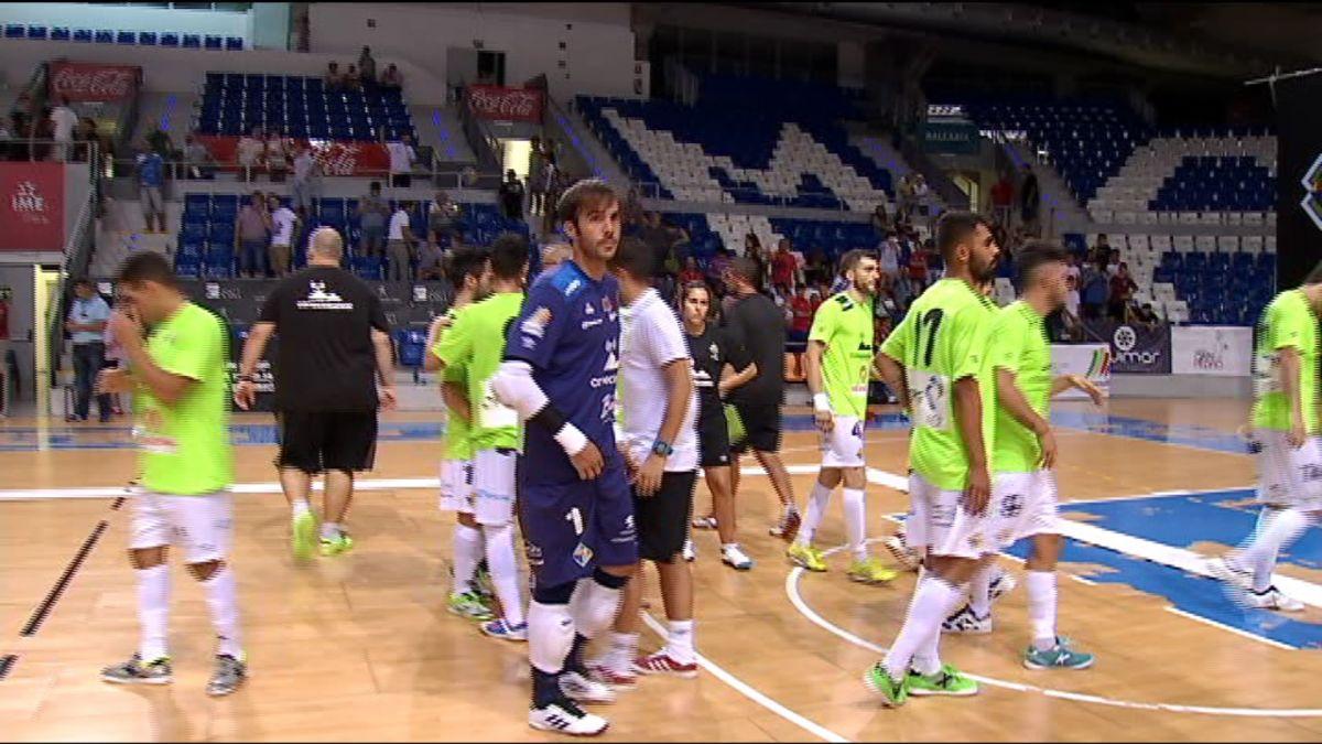 El+Palma+Futsal+aconsegueix+la+gran+golejada+de+la+pretemporada