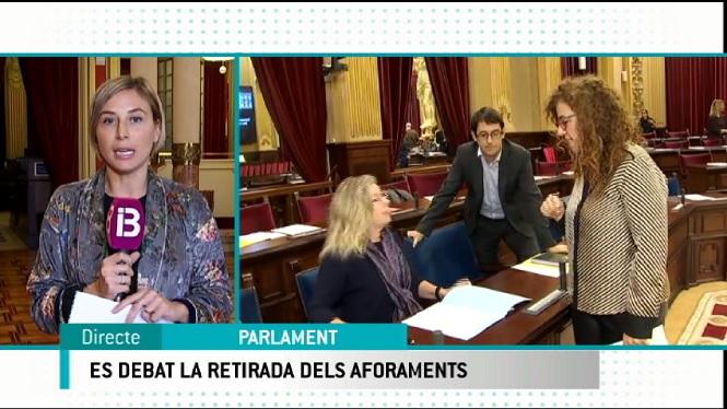 El+Parlament+remet+al+Congr%C3%A9s+la+supressi%C3%B3+dels+aforaments+als+diputats+balears