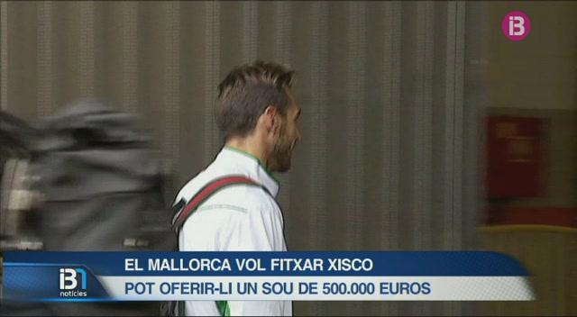 El+Mallorca+es+planteja+oferir+un+sou+de+mig+mili%C3%B3+d%27euros+al+davanter+Xisco+Jim%C3%A9nez