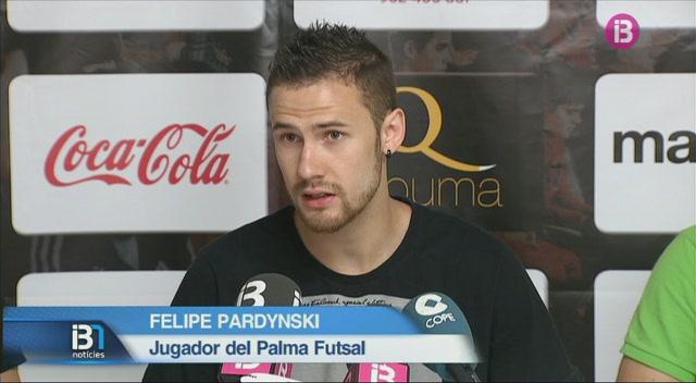 El+Palma+Futsal+renova+Paradynski+i+Tomaz