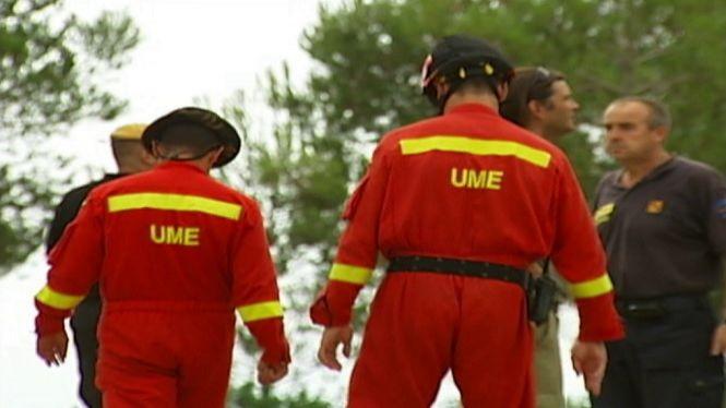 L%27UME+envia+personal%2C+material+i+vehicles+per+la+campanya+contraincendis+a+Balears