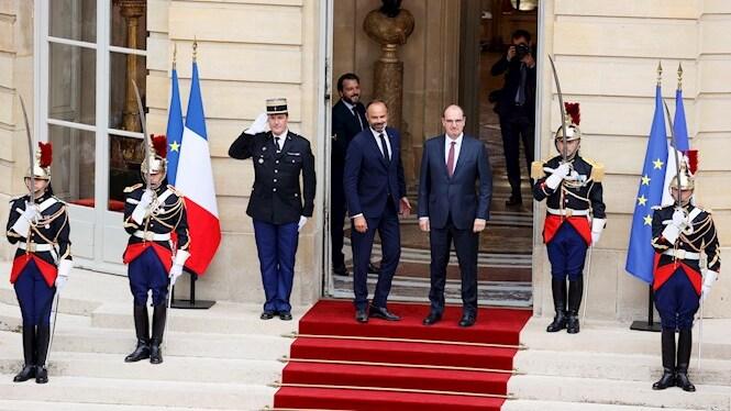 Macron+designa+a+Jean+Castex+com+a+nou+primer+ministre