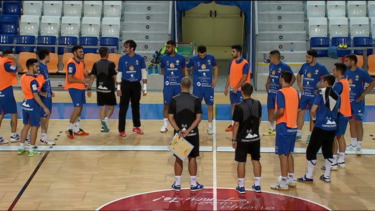 El+Palma+Futsal%2C+davant+el+repte+m%C3%A9s+ambici%C3%B3s
