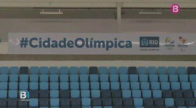 Les+seus+on+competiran+els+esportistes+balears+als+Jocs+de+Rio