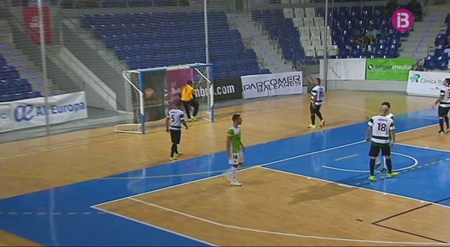 El+Palma+Futsal+tanca+la+pretemporada+amb+un+festival+de+gols