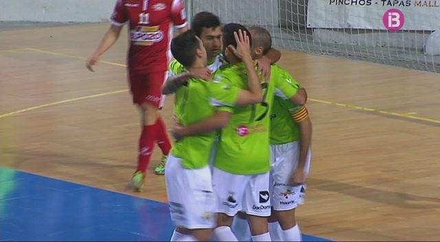 El+Palma+Futsal+i+el+Pozo+M%C3%BArcia+es+veuran+les+cares+dues+vegades+en+quinze+dies
