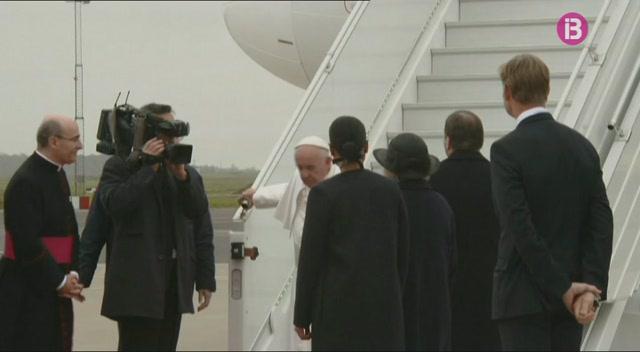 El+Papa+participa+a+la+celebraci%C3%B3+dels+500+anys+de+la+reforma+luterana