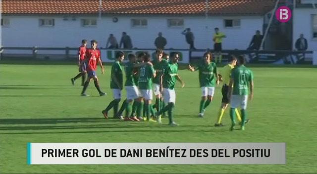 Dani+Ben%C3%ADtez+torna+a+celebrar+un+gol