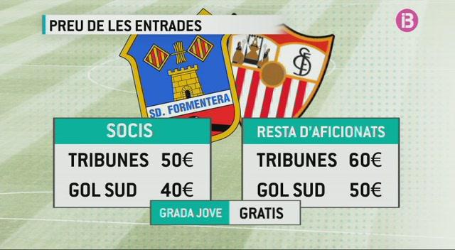 Veure+el+Formentera+%26%238211%3B+Sevilla+costar%C3%A0+entre+40+i+60+euros