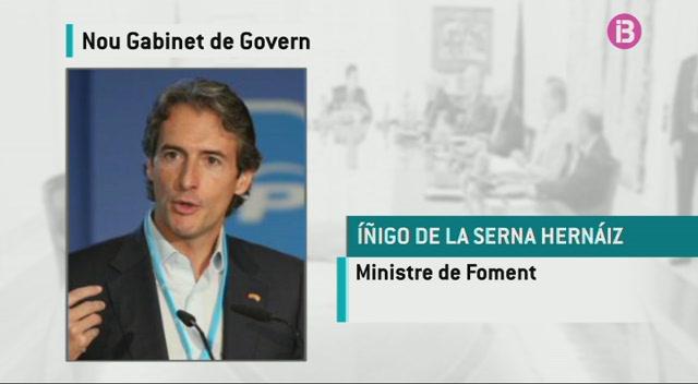 Els+nous+ministres+de+Mariano+Rajoy
