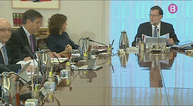 Primera+reuni%C3%B3+del+nou+Consell+de+Ministres