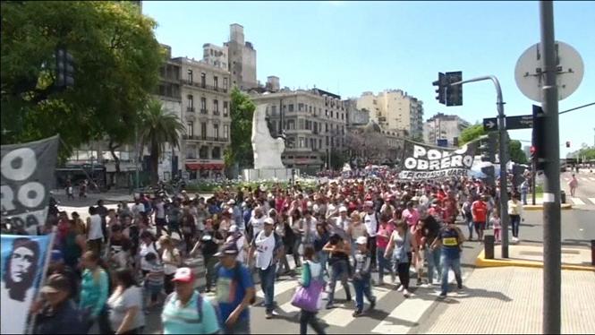 Continuen+a+Buenos+Aires+les+protestes+contra+la+cimera+del+G20