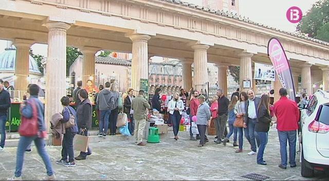 Fira+Outlet+Mallorca+al+poble+espanyol+de+Palma
