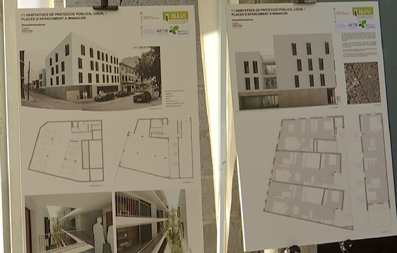 L%27IBAVI+construeix+11+habitatges+de+protecci%C3%B3+oficial+a+Manacor