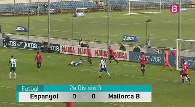 El+Mallorca+B+empata+a+0+contra+l%27Espanyol+B