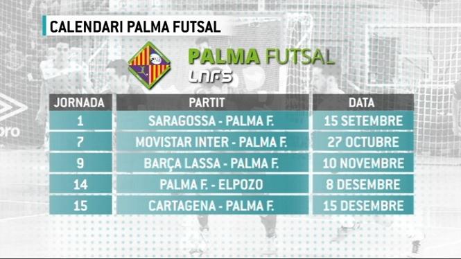El+Palma+Futsal+comen%C3%A7ar%C3%A0+la+lliga+a+Saragossa