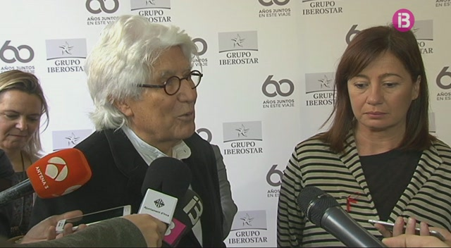 El+grup+Iberostar+celebra+el+seu+60+aniversari+anunciant+noves+inversions+a+Balears+i+Cuba