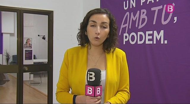 Podem+debat+en+el+consell+ciutad%C3%A0+el+futur+de+la+presidenta+del+Parlament+i+expulsada+del+partit+Xelo+Huertas