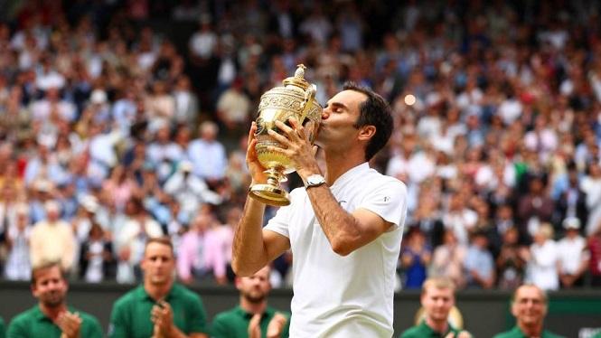 Wimbledon+homenatja+a+tot+aquells+que+lluiten+contra+el+coronavirus+amb+la+veu+de+Federer
