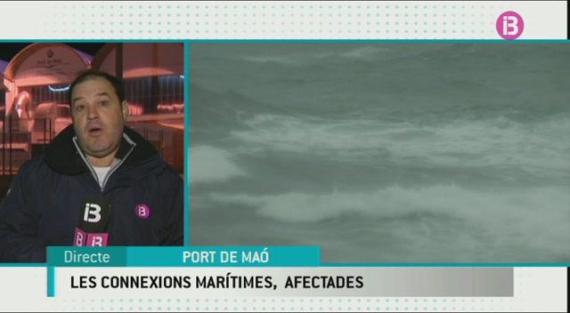 El+mal+temps+afecta+a+Menorca+les+comunicacions+mar%C3%ADtimes+amb+Mallorca