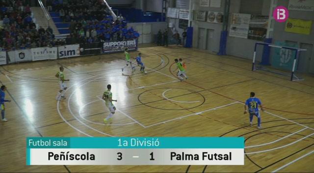 Derrota+del+Palma+Futsal+a+Pe%C3%B1%C3%ADscola