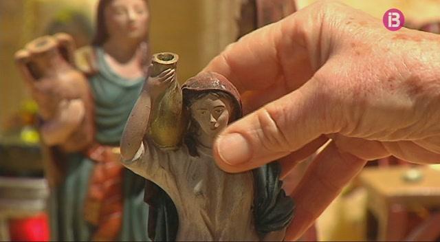El+betlem+del+monestir+de+Santa+Clara+obre+les+seves+portes